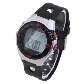 HAZU W2S SPORT นาฬิกาวัดชีพจร วัดแคลอรี่