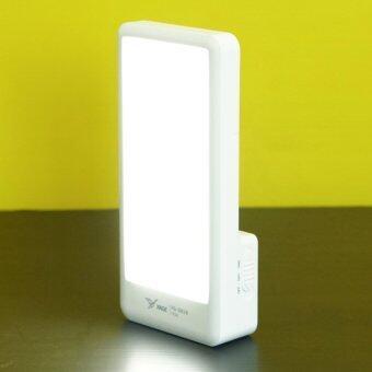 Smartshopping โคมไฟฉุกเฉิน ตะเกียงไฟฉุกเฉิน โซล่าร์เซลล์ 24 LED (YG-5818)