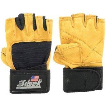 Schiek ถุงมือยกน้ำหนัก ถุงมือฟิตเนส Fitness Glove รุ่น 540 size M/L