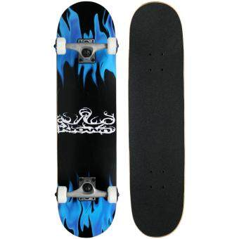Krownสเก็ตบอร์ดA Krown Rookie Complete Skateboard (Blue)
