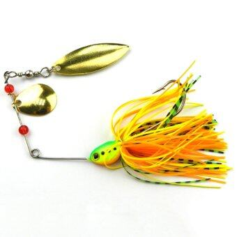 Harga 360DSC Buzzbait Spiner Bait Spinner Lure Fishing Lure - Random Delivery