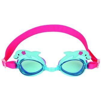 Stephen Joseph แว่นตาว่ายน้ำ สำหรับเด็ก ปลาโลมา