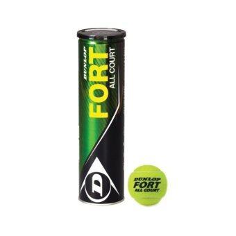 DUNLOP ลูกเทนนิส Dunlop Fort Duck ST00010(3ลูก)