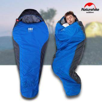 Elit Naturehike ถุงนอน ถุงนอนสามเหลี่ยม ถุงนอนมัมมี่ ขนาด 210x83cm กันหนาวได้ 0 องศา
