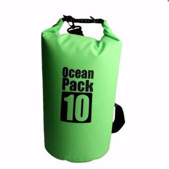 awei168thai กระเป๋ากันน้ำ ถุงกันน้ำ ถุงทะเล Waterproof Bag ความจุ 10 ลิตร