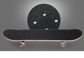 JOY The skeleton pattern adult skateboard (image 1)