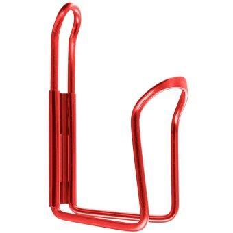 Elit ขากระติก ที่ใส่ขวดน้ำ จักรยาน Bike Bottle Aluminum Holder (Red)