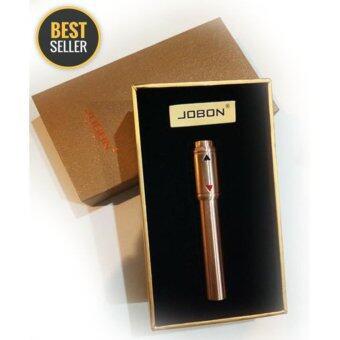 ไฟแช็ค USB Stick lighter สีทอง