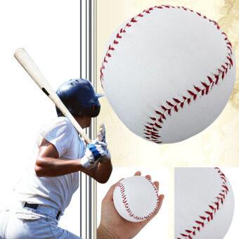 ใหม่ขาวเบสบอล 6.99ซมกีฬาซอฟท์บอลเบสบอลทีมเกมฝึกอบรม