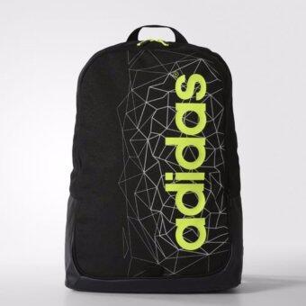 ADIDAS กระเป๋าสะพาย รุ่น NEOPARK BP - AZ0883-NS (BLACK/GREEN)