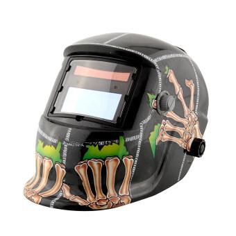 บริษัทโปรออโตสุริยะมืด GZ-107 หมวกหน้ากากช่างเชื่อมประสานการป้องกันเฟือง