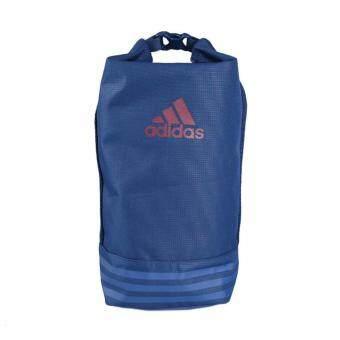ADIDAS กระเป๋าใส่รองเท้า อาดิดาส Shoe Bag 3S PER S99639 BL (590)