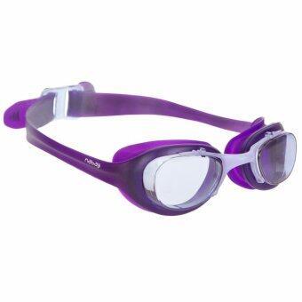 แว่นตาว่ายน้ำ XBASE (สีม่วง)