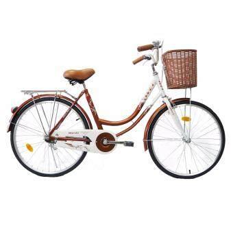 จักรยานแม่บ้าน Classic Style WCI รุ่น Wendy วงล้อ 24 นิ้ว