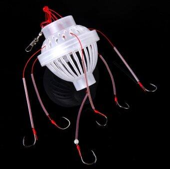 Harga Fishing Tackle Sea Monster with Six Strong Fishing Hooks - Intl - Intl