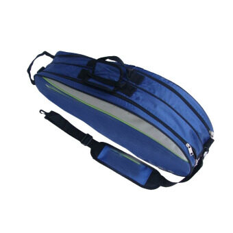 ไม้แบดมินตันกระเป๋าบรรจุภัณฑ์ (3-6 ไม้) (สีน้ำเงิน)