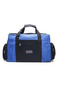 DM กระเป๋ากีฬา - สีดำ/สีน้ำเงิน