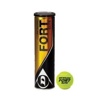 Dunlop ลูกเทนนิส รุ่น Fort Elite - Yellow