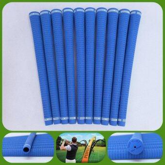 Hayashi-กริบไม้กอล์ฟ Golf Grip - สีน้ำเงิน (10ชิ้น)