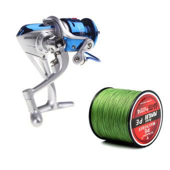 Elit รอกตกปลา รอกสปินนิ่ง SY2000 พร้อม เอ็นตกปลา SeaKnight 300M ขนาด 5.0