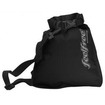 Feelfree กระเป๋ากันน้ำ waterproof bag รุ่น Inner Dry Flat 5 Litre. - Black