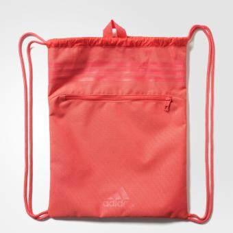 Adidas กระเป๋า สะพายหลัง อดิดาส Gymbag 3S PER S99637 COR (590)