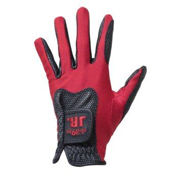 Harga FIT39EX Glove รุ่น FIT39EX JR - Red/Black (Hand: Right)