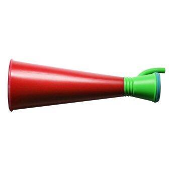 แตร เป่า เชียร์กีฬา เชียร์บอล กีฬาสี 1 ชิ้น - สีแดง / Cheer Horn 1 pcs. - Red