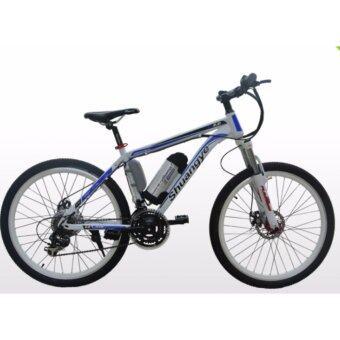 จักรยานเสือภูเขาไฟฟ้า 21 speed รุ่น A8 250W 36V มาตราฐาน CE