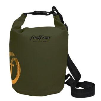 Feelfree กระเป๋ากันน้ำ รุ่น Dry Tube 5 ลิตร (Olive)