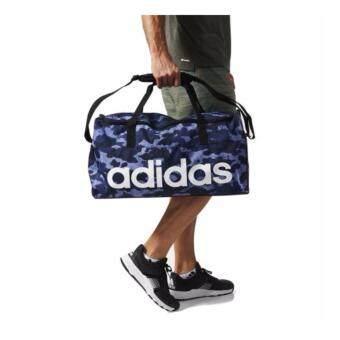 ADIDAS กระเป๋า อาดิดาส Team Bag LIN PER GR M S99963 NVY (1090)