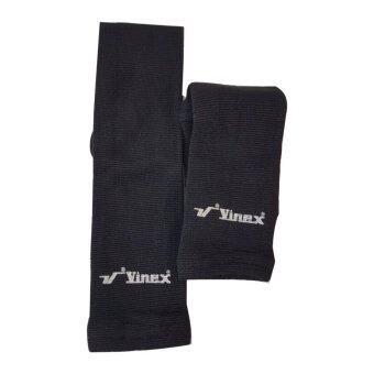 VIVA ที่รัดข้อศอกป้องกันอาการบาดเจ็บ-Elbow support (สีดำ)