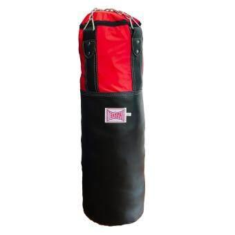Thaismai กระสอบทราย PU & Canvas Heavy Bag (Red/Black)