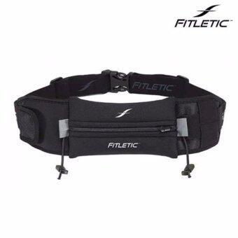 Fitletic กระเป๋าคาดเอว ใส่โทรศัพท์เวลาวิ่ง - Ultimate II Running Belt