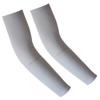 Coolstory ปลอกแขนกันแดด กันยูวีจากเกาหลี( Light grey/สีเทาอ่อน )-Free size
