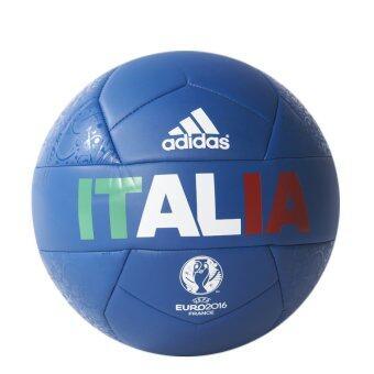 ADIDAS ฟุตบอลหนัง อาดิดาส อิตาลี ยูโร 2016 Football Euro16 Italy AC5458 (750)