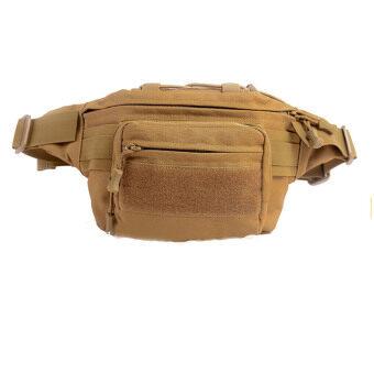 Vococal กระเป๋ากันน้ำเอวทหารมัลติฟังก์ชั่น (กากี)-ระหว่างประเทศ