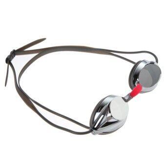 ไม่พร่าเลือนแอนตี้ยูวี 400 ว่ายน้ำแว่นตาว่ายน้ำเงิน-ระหว่างประเทศ - Intl