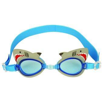 Stephen Joseph แว่นตาว่ายน้ำ สำหรับเด็ก ปลาฉลาม