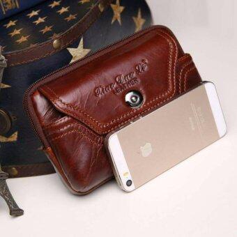 SAPA กระเป๋าร้อยเข็มขัด สำหรับใส่โทรศัพท์และอุปกรณ์ต่างๆ ทรงนอน รุ่น SPD24
