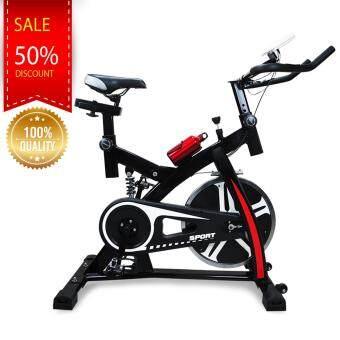 HHsociety จักรยานออกกำลังกาย Ex Spinning Bike Plus รุ่น S-305 (สีดำ)