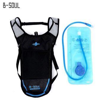 B-วิญญาณ 2ลิตรน้ำกระเป๋า 5ลิตรถุงกระเป๋าเป้เดินป่าตั้งแคมป์รถจักรยานชุ่มชื้นอูฐ