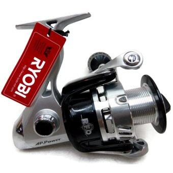 Ryobi รอกตกปลา เรียวบิ AP POWER 8000 Full Metal Body
