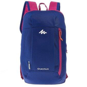 Arpenaz กระเป๋าเป้สะพาย กันน้ำ ขนาด 10L (สีน้ำเงินม่วง)