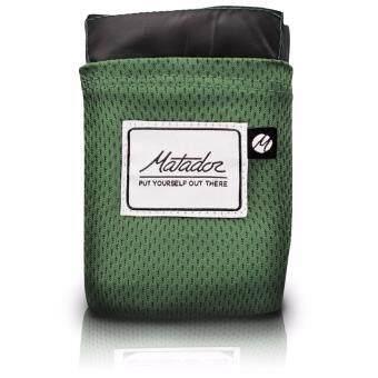 Matador Pocket Blanket ผ้าปูอเนกประสงค์ ขนาด 63x44 นิ้ว (Alpine Green)