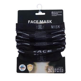 Face Mark หน้ากากมอเตอร์ไซค์ จักรยาน กันฝุ่นและกันแดด (เกี่ยวหู)
