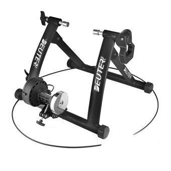 KLBike DEUTER Trainer เทรนเนอร์จักรยาน มีรีโมทปรับความหนืดรุ่น MT-04 - สีดำ
