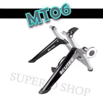 SUPER D SHOP Trainer เทรนเนอร์จักรยาน มีรีโมทปรับความหนืด รุ่น MT-06