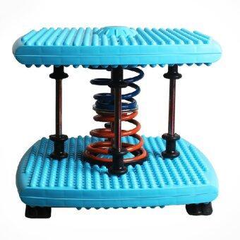 Hot item อุปกรณ์ออกกำลังกายกระชับกล้ามเนื้อ Dance Revolution (Light Blue)