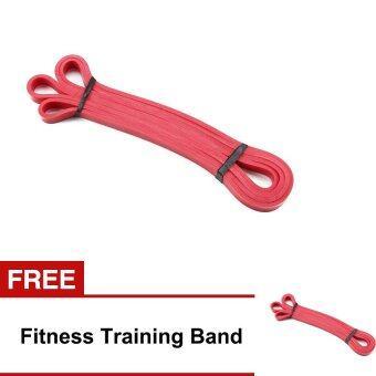 ความช่วยดึงมืออาชีพบริหารความแข็งแรงน้ำหนักสายคล้องสายฝึกออกกำลังกายต้อนรับ-สีแดง (15 ที่ 35ปอนด์) [ซื้อ 1 ได้ 1 ฟรี]